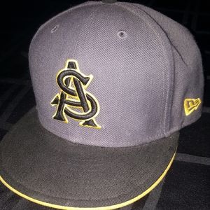 Arizona State Sundevils -- New Era Fitted Hat